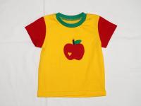 "Bio-T-Shirt ""Herzapfel"""